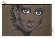Nina Mae -- African-american Actress Portrait Carry-all Pouch