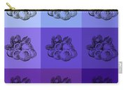Nine Shades Of Blueberries Carry-all Pouch