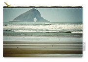 Ninety Mile Beach Carry-all Pouch by Dave Bowman