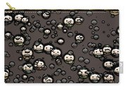 Ninja Faces Carry-all Pouch
