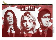 Nirvana Tribute Carry-all Pouch