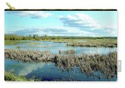 Nisqually Marsh Carry-all Pouch