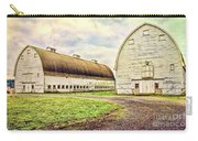 Nisqually Twin Barns Carry-all Pouch