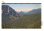 Nisqually Valley In Color Carry-all Pouch