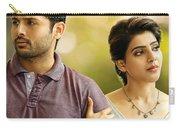 Nithin Samantha A Aa Telugu Movie Carry-all Pouch