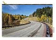Nm Hwy 64 In The San Juan Mountains Carry-all Pouch