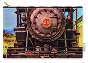 No 29 Virgina Truckee Train Carry-all Pouch