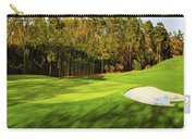 No. 4 Flowering Crabapple Par 3 240 Yards Carry-all Pouch