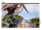 No Fishing Baby Pelican Carry-all Pouch