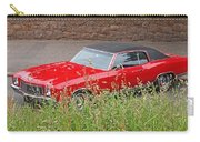No Hiding Place - Monte Carlo Ss 1970 Carry-all Pouch