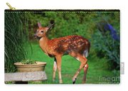 No I'm Not Bambi Carry-all Pouch