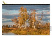 Crex Meadows At Sunset Carry-all Pouch