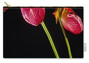 No Lady Slipper Was Harmed Carry-all Pouch
