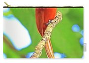 No Name Bird Carry-all Pouch