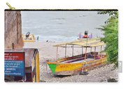 No Swimming - Rishikesh India Carry-all Pouch