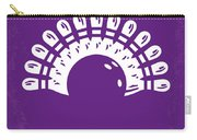 No010 My Big Lebowski Minimal Movie Poster Carry-all Pouch