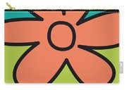 No020 My Scooby Doo Minimal Movie Car Poster Carry-all Pouch