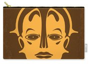 No052 My Metropolis Minimal Movie Poster Carry-all Pouch