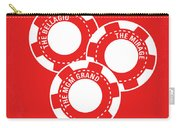 No056 My Oceans 11 Minimal Movie Poster Carry-all Pouch