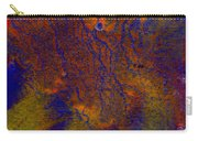 Abstract Pattern Carry-all Pouch