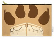No173 My Life Of Pi Minimal Movie Poster Carry-all Pouch