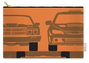 No207-4 My Fast And Furious Minimal Movie Poster Carry-all Pouch