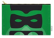 No561 My The Green Hornet Minimal Movie Poster Carry-all Pouch