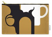 No596 My Tombstone Minimal Movie Poster Carry-all Pouch