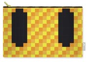 No703 My Pixels Minimal Movie Poster Carry-all Pouch