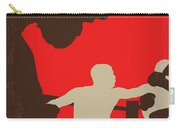 No723 My Southpaw Minimal Movie Poster Carry-all Pouch