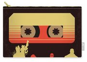 No812 My Guardians Of The Galaxy Minimal Movie Poster Carry-all Pouch