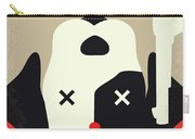 No893 My A Futile And Stupid Gesture Minimal Movie Poster Carry-all Pouch