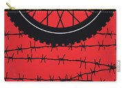 No958 My The Great Escape Minimal Movie Poster Carry-all Pouch