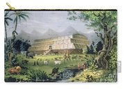 Noahs Ark Carry-all Pouch by Currier and Ives