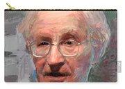 Noam Chomsky Portrait 1059 Carry-all Pouch