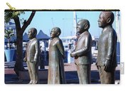 Nobel Square  /  To Honor South Africa's Four Nobel Peace Prize Laureates Carry-all Pouch