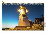 Nobska Light Falmouth Ma Cape Cod Window Shadow Carry-all Pouch