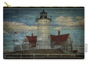 Nobska Lighthouse 2 Carry-all Pouch