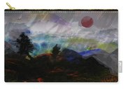 Noche Equatorial  Carry-all Pouch