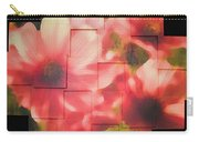 Nocturnal Pinks Photo Sculpture Carry-all Pouch