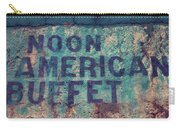 Noon American Buffet Carry-all Pouch