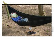 Noon Siesta In Cambodia Carry-all Pouch