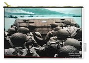 Normandy Soldiers Carry-all Pouch