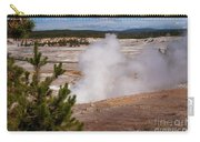 Norris Geyser Basin One Carry-all Pouch