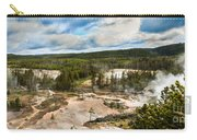 Norris Geyser Basin Carry-all Pouch