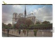 Norte Dame De Paris Carry-all Pouch