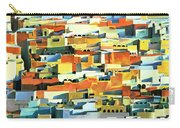 North African Townscape Carry-all Pouch by Robert Tyndall