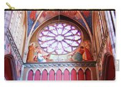 North Aisle - Sanctuary In Osijek Cathedral Carry-all Pouch