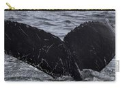 North Atlantic Humpback Carry-all Pouch