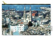North Beach San Francisco - Watercolor Carry-all Pouch